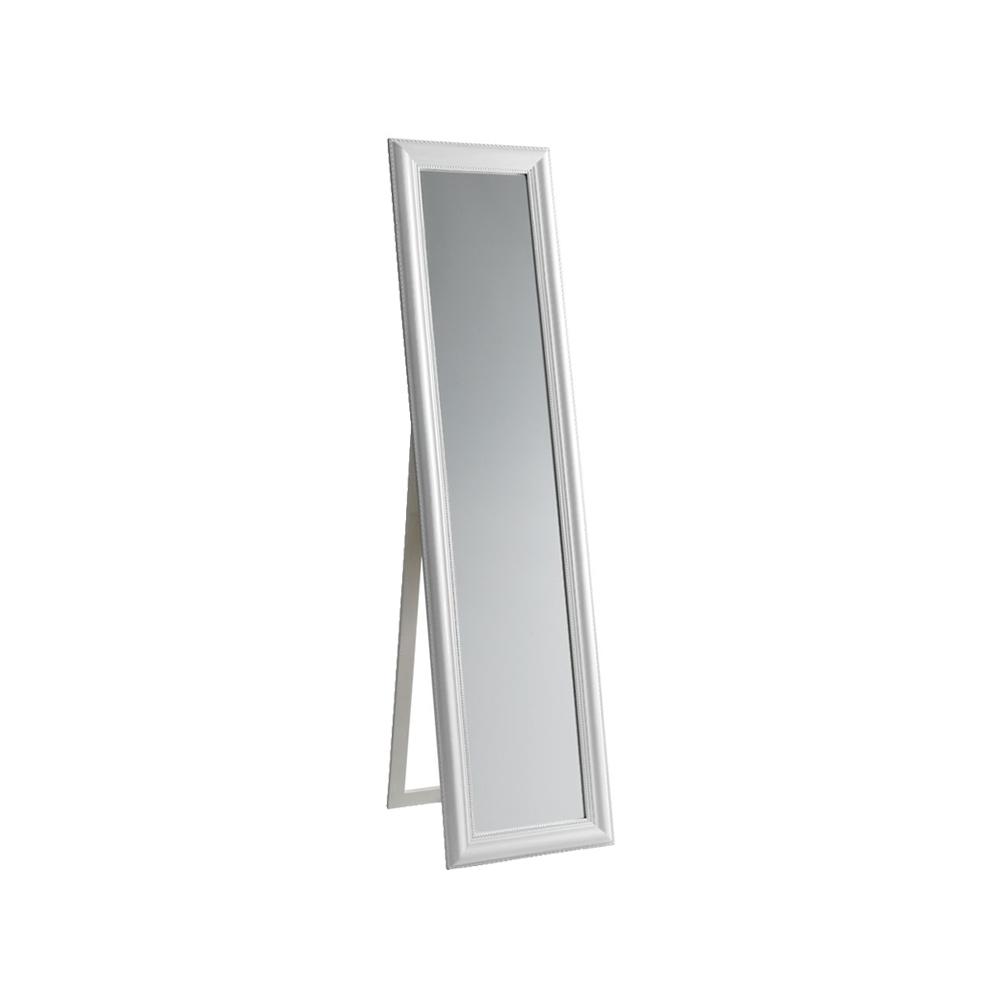 Gương đứng MARIBO trắng; 40x160cm; PLUS