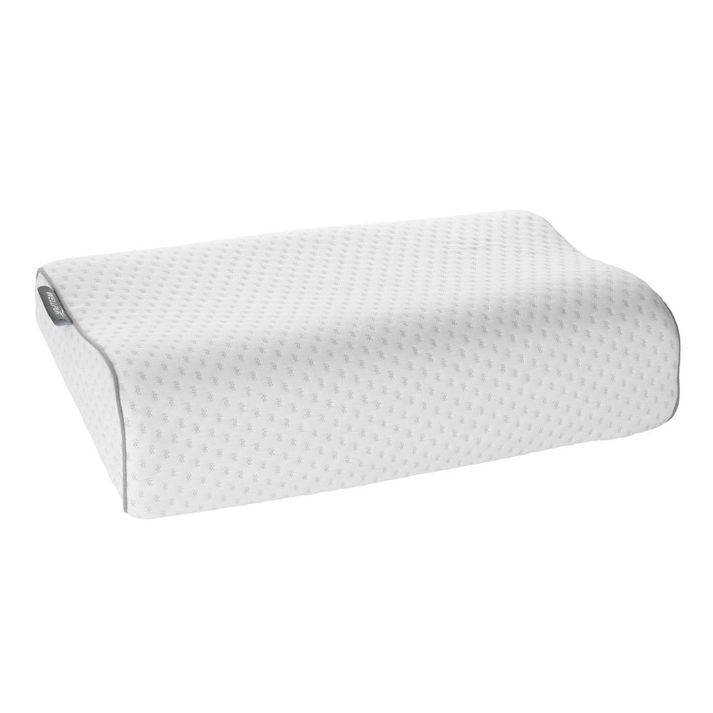 Ruột gối mút hoạt tính WELLPUR SOGN 30x50x12/9cm
