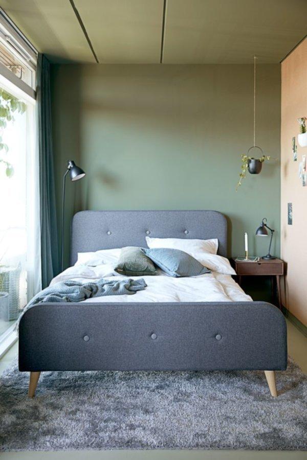 Interior design bedroom 6m2