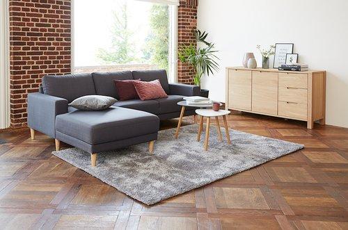Lựa chọn nội thất phòng khách phù hợp với diện tích không gian