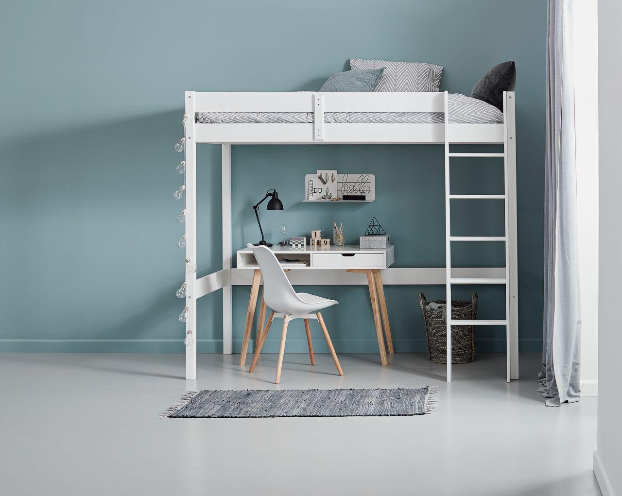 Nội thất phòng ngủ thông minh cho diện tích nhỏ không thể bỏ qua những mẫu giường hai trong một này