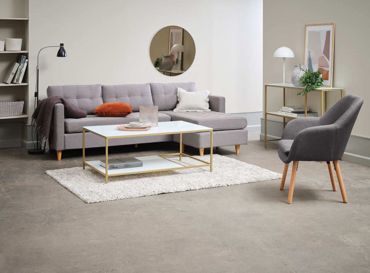Thảm phòng khách - Đồ trang trí gia đình giúp phòng khách thêm ấm cúng và gần gũi