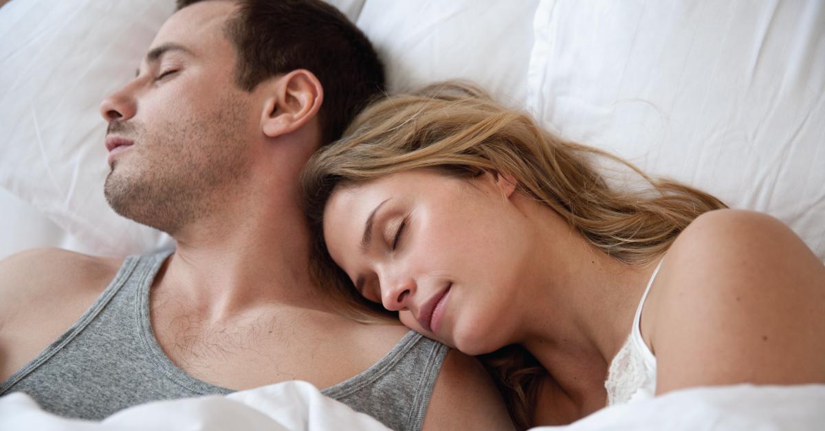 cách ngủ không ngáy